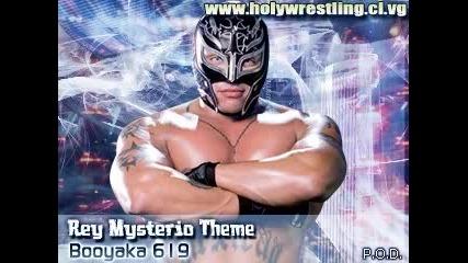 Rey Mysterio Theme - Booyaka 619