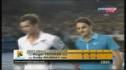 Изумителен Roger Federer взе 16 титла от големия шлем
