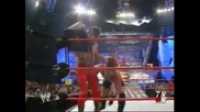Wwe Raw Rob Van Dam vs Eddie Guerero *ladder match* част втора