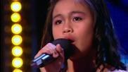 11-годишно момиченце пее прекрасно .. Arisxandra Libantino - Britain's Got Talent 2013