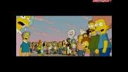 Семейство Симпсън Филмът (2007) Бг Аудио ( Високо Качество ) Част 4 Филм