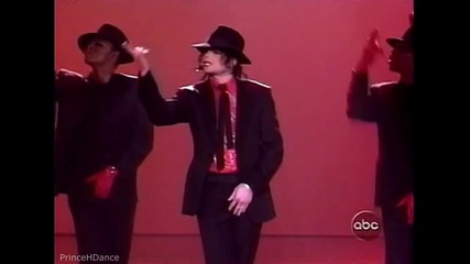 Michael Jackson - Dangerous ( American Bandstand's 50th Anniversary 2002 Hd)