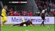 Байер Леверкузен 0 - 1 Борусия Дортмунд ( 21/02/2016 )