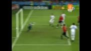 Euro 2008 - Гърция - Испания 1:2 Голът На Ангелос Харистеас *HQ*