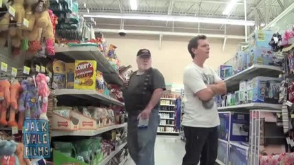 Смях кой пърди в магазина
