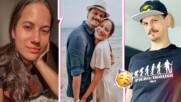 """""""Айде БГ"""" споделиха за първи път снимка на дъщеричката им и направиха шокиращо признание"""