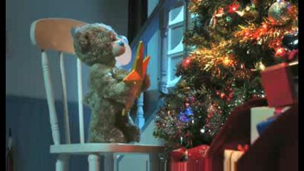 Happy Wonderful Christmas From Teddy Bear.. Hq Vbox7