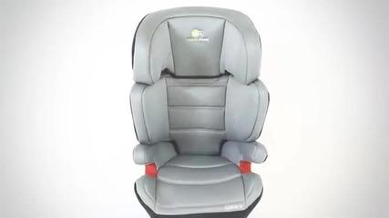 Kinderkraft Junior Plus - Автостол за бебета и деца от Patilanci.bg