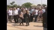В Израаел погребаха жертвите на атентата в Бургас