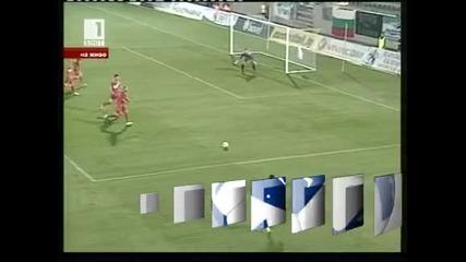 ЦСКА победи с 2:1