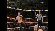 Dolph Ziggler , Erick Rowan & Ryback vs Kane , Big Show & Seth Rollins - Wwe Fastlane 2015