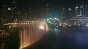 шоу от светлина и звуци от фонтаните в Дубай