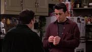 Friends / Приятели - Сезон 1 Епизод 15 - Bg Audio - | Част 2/2 |