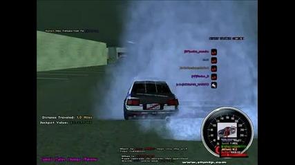 Toyota Cool Drifting
