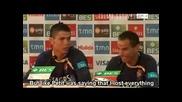 Националния отбор на Португалия по футбол - - - Смешни моменти 2 + Специален гост