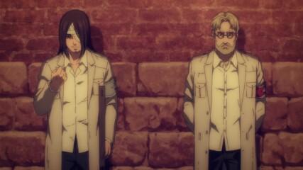 Attack on Titan Season 4 Episode 15 [ Бг Субс ] Върховно Качество
