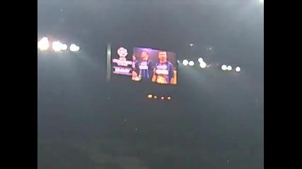Inter - chelsea 2 - 1 !!! San Siro