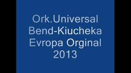 Ork. Universal Bend-kiucheka Evropa -2013