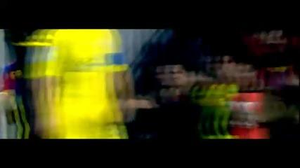 David Villa - The Monster 2011 2012 Skills Goals - muzaferko