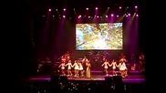Slavi Trifonov Kuku Bеnd - Katerino Mome - American Tour 2010 New York Usa