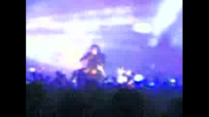 Marilin Manson - Concert - Barcelona - 22112007