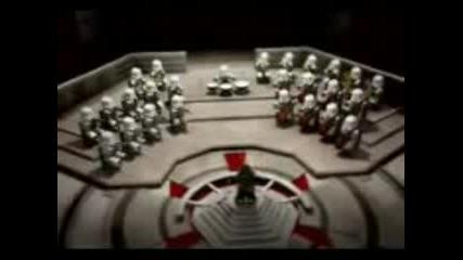 Star Wars Darth Vader Parody
