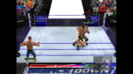 wwe 2012 за Pc - The rock