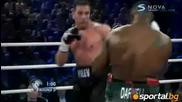 Kubrat Pulev vs. Travis Walker.кобрата защити световната си титла