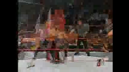 Legion Of Doom Vs Rob Van Dam & Kane - Raw
