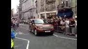Gumball 3000 2007 Start Of Rally!.