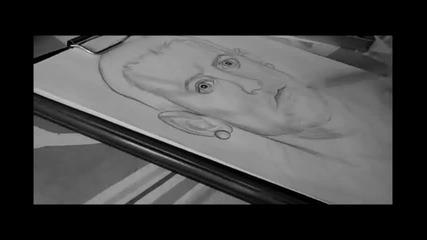 [ speed drawing ] #1 подължението на Jester ; D