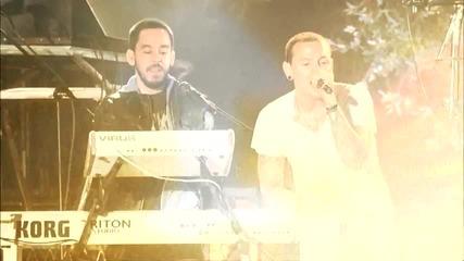 Linkin Park - New Divide [live]