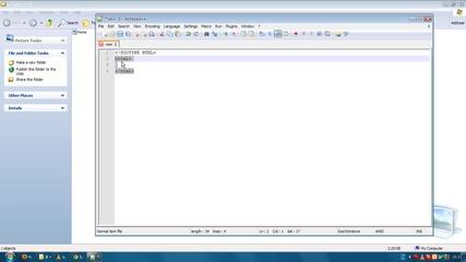 Html за начинаещи Урок 1 - правене на сайтове