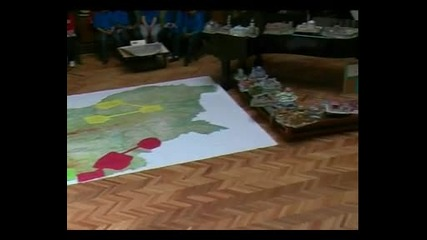 Познавам ли моята България? - Пловдив 11.05.2011 с участието на деца със Соп - Част 2