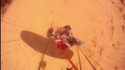 Vietnam: Paragliding pancakes? Russians celebrate end of winter with tasty parachute tour
