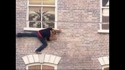Инсталация на сграда в Лондон създава триизмерна илюзия