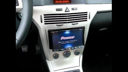 Hi - Fi Opel Astra Gtc 2008