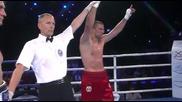 Тервел Пулев с първа победа на професионалния ринг ! 6.6.2015