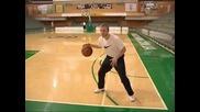 Уроци по Баскетбол - Дриблинг На Място