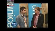 Music Idol 3 - Концерт на застрашените - Боян пее за децата от Уницеф