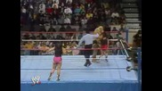 Wwf Royal Rumble 1988 The Glamour Girls vs Jumping Bomb Angels (2 от 3 туша)