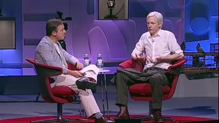 Wikileaks - Джулиан Асанж - Защо светът има нужда от Wikileaks