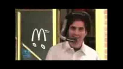 Рап песен за Mcdonalds