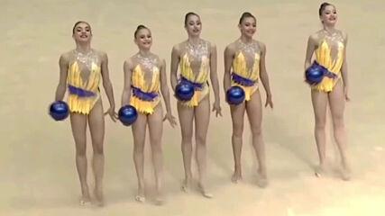 Варна посреща Европейското по художествена гимнастика