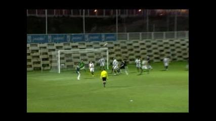 Rayo Vallecano B 0 - 0 Rm Castilla