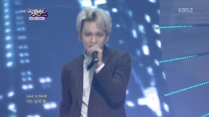 [140314] Toheart - Tell Me Why @ Music Bank