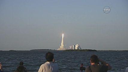 USA: ULA Atlas V launches NASA's OSIRIS-REx to distant asteroid