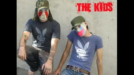 Hollywood Undead - The Kids