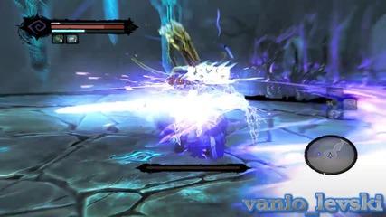 Убиване на финалния бос в играта Darksiders 2