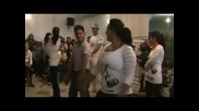 танц в синай - младежите от софия